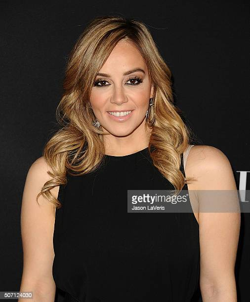 Rosie Rivera attends the premiere of 'Fifty Shades of Black' at Regal Cinemas LA Live on January 26 2016 in Los Angeles California