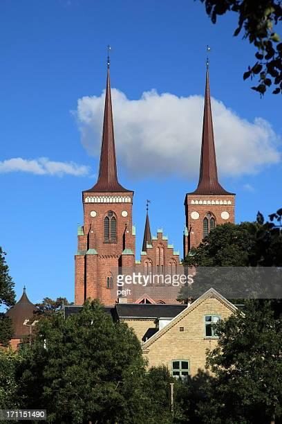 Roskilde Domkirke-Kathedrale und das Grabmal der Könige!
