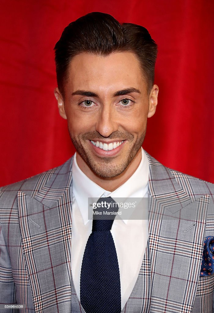 Ross Adams attends the British Soap Awards 2016 at Hackney Empire on May 28, 2016 in London, England.