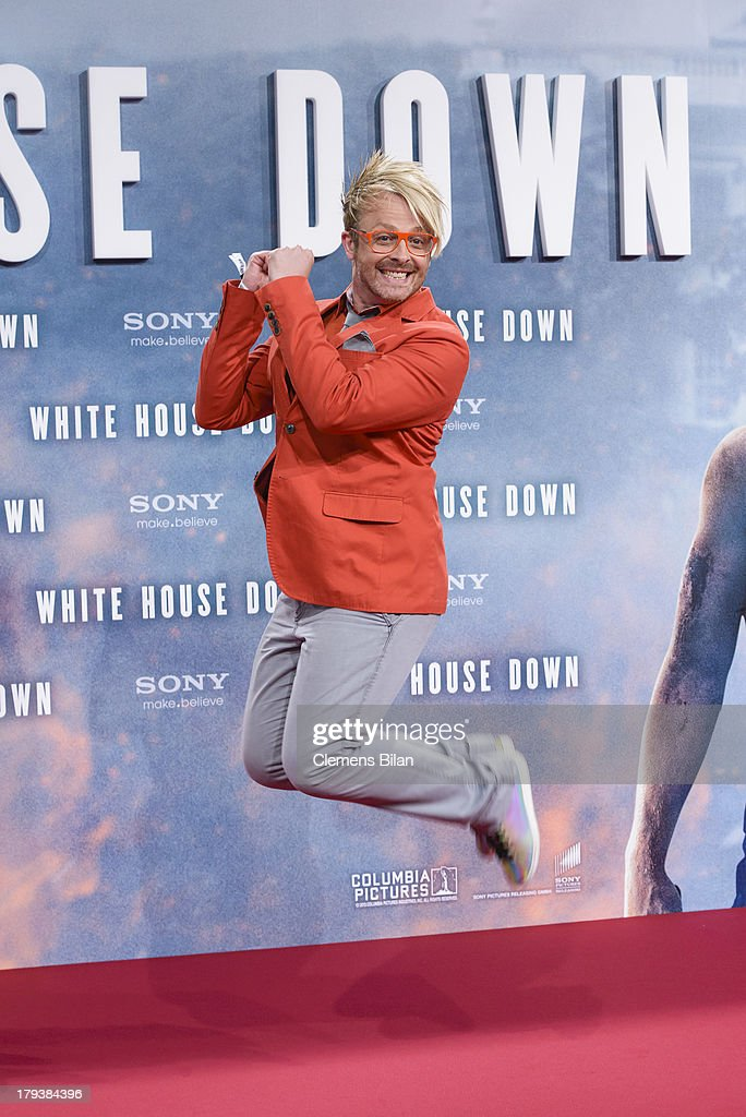 <a gi-track='captionPersonalityLinkClicked' href=/galleries/search?phrase=Ross+Antony&family=editorial&specificpeople=4895372 ng-click='$event.stopPropagation()'>Ross Antony</a> attends the 'White House Down' Germany premiere at CineStar on September 2, 2013 in Berlin, Germany.