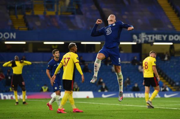 GBR: Chelsea FC v Watford FC - Premier League