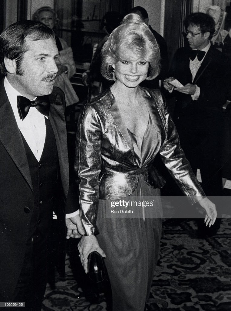 Ross Bickell and <a gi-track='captionPersonalityLinkClicked' href=/galleries/search?phrase=Loni+Anderson&family=editorial&specificpeople=212933 ng-click='$event.stopPropagation()'>Loni Anderson</a> during 37th Annual Golden Globe Awards at Beverly Hilton Hotel in Beverly Hills, California, United States.