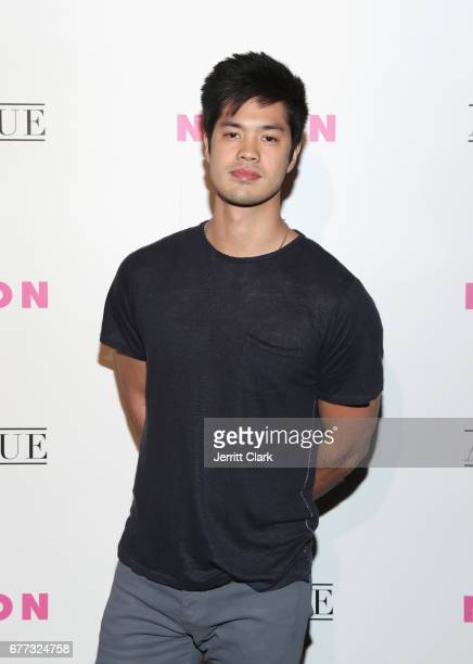 Ross Butler attends NYLON's Annual Young Hollywood May Issue Event With Cover Star Rowan Blanchard at Avenue on May 2 2017 in Los Angeles California