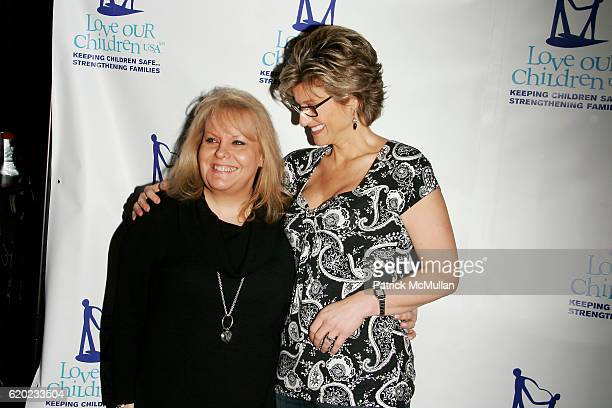 Ross Ellis and Ashleigh Banfield attend A CELEBRATION OF CHILDREN National Love Our Children Day at Spotlight Live on April 5 2008 in New York City