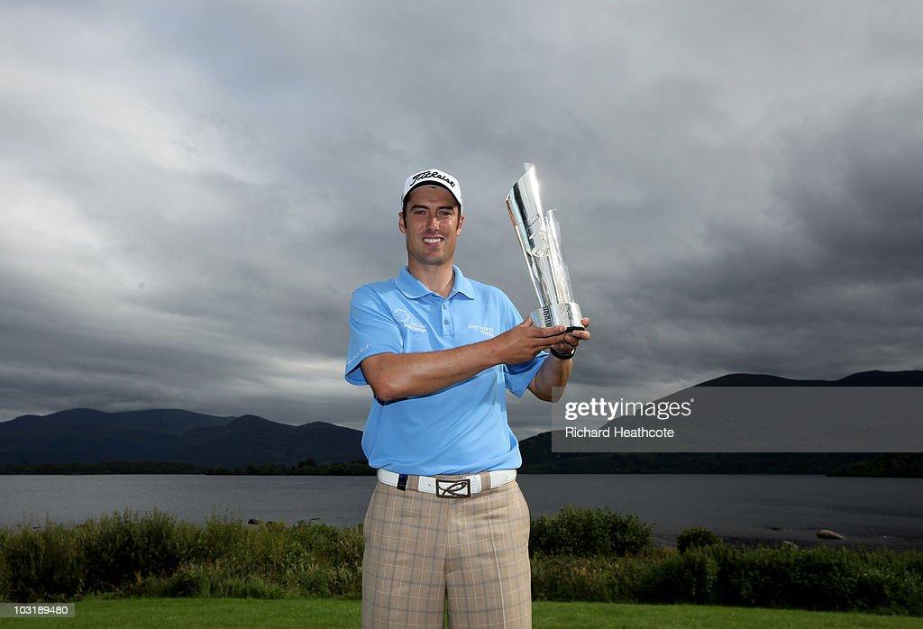 3 Irish Open - Round Four
