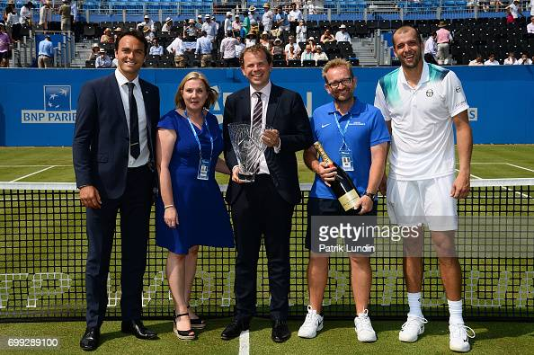 Aegon Championships - Commercial : News Photo