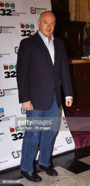 Ross Kemp arrives at the 32nd Broadcasting Press Guild 2006 award luncheon at the Royal Drury Theatre in central London Friday March 31 2006 where he...