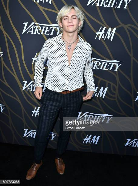 Ross Lynch arrives at the Variety Power Of Young Hollywood at TAO Hollywood on August 8 2017 in Los Angeles California