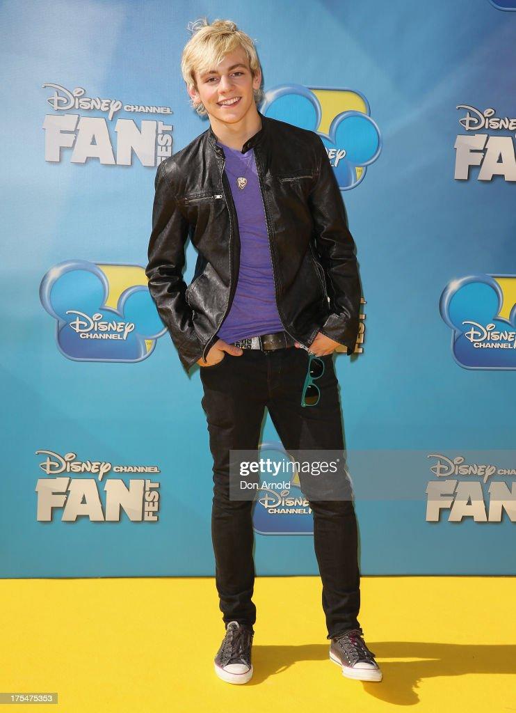 Ross Lynch attends the Australian premiere of The Disney Channel's 'Teen Beach Movie' on August 4, 2013 in Sydney, Australia.
