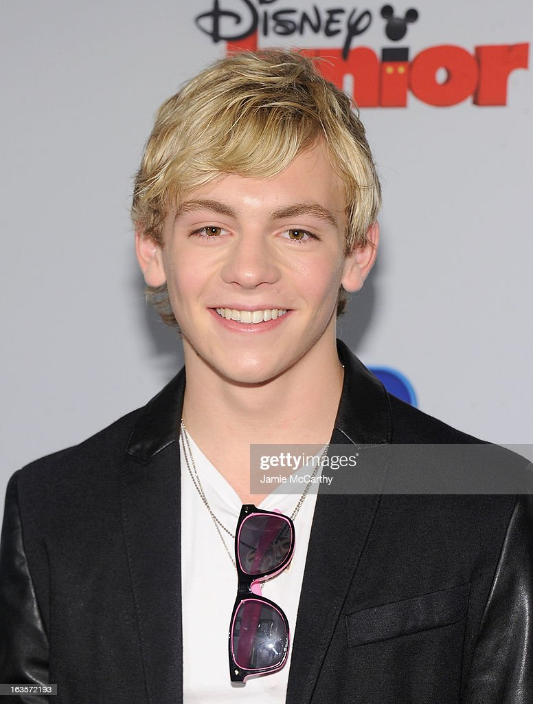 <a gi-track='captionPersonalityLinkClicked' href=/galleries/search?phrase=Ross+Lynch&family=editorial&specificpeople=4814597 ng-click='$event.stopPropagation()'>Ross Lynch</a> attends the Disney Channel Kids Upfront 2013 at Hudson Theatre on March 12, 2013 in New York City.