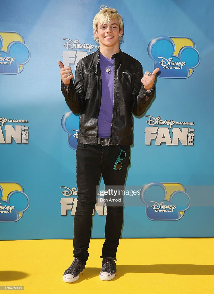 Ross Lynch poses during the Australian premiere of The Disney Channel's 'Teen Beach Movie' on August 4, 2013 in Sydney, Australia.