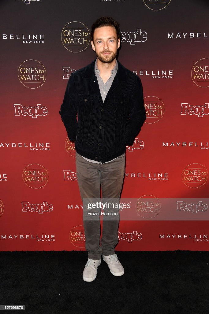 Ross Marquand attends People's 'Ones To Watch' at NeueHouse Hollywood on October 4, 2017 in Los Angeles, California.