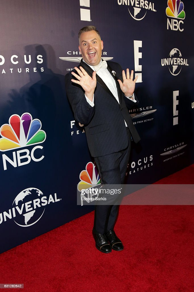Ross Mathews attends NBCUniversal's 74th Annual Golden Globes After Party at The Beverly Hilton Hotel on January 8, 2017 in Beverly Hills, California.