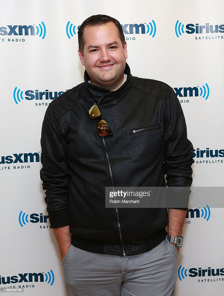 Ross Mathews visits at SiriusXM Studios on May 8, 2013 in New York City.
