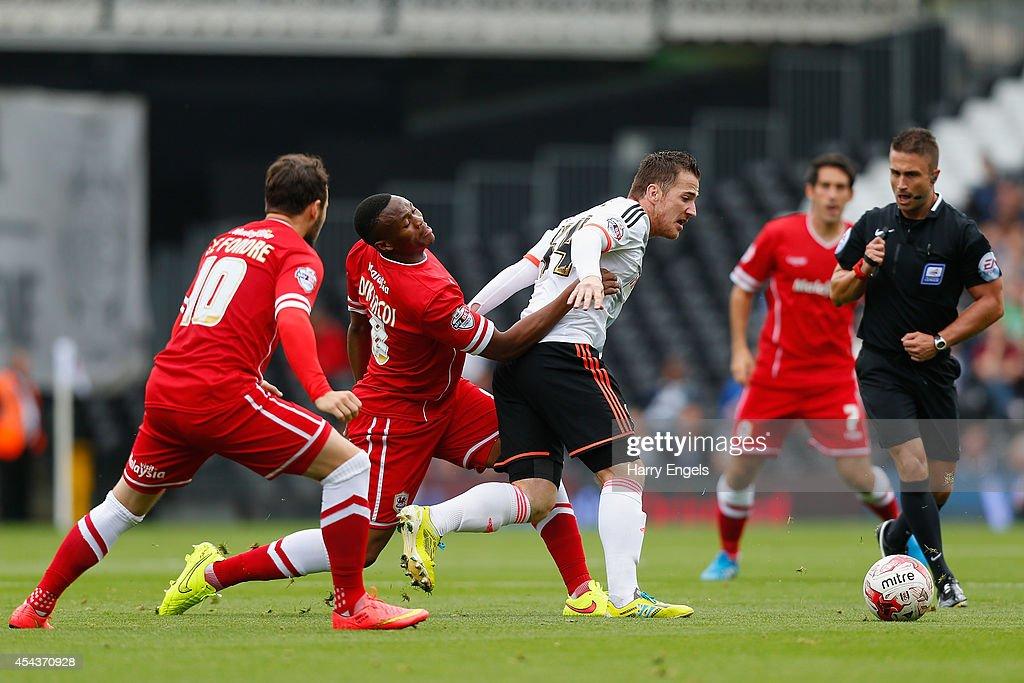 Fulham v Cardiff City - Sky Bet Championship