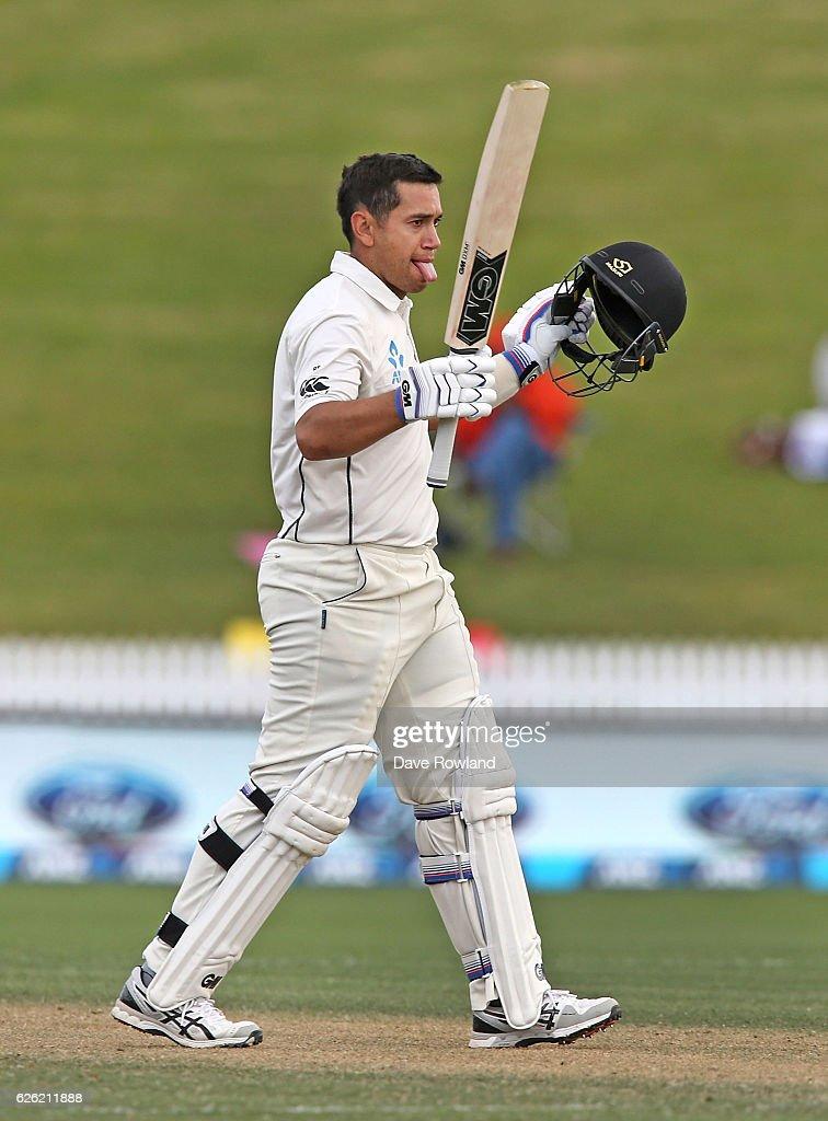 New Zealand v Pakistan - 2nd Test: Day 4