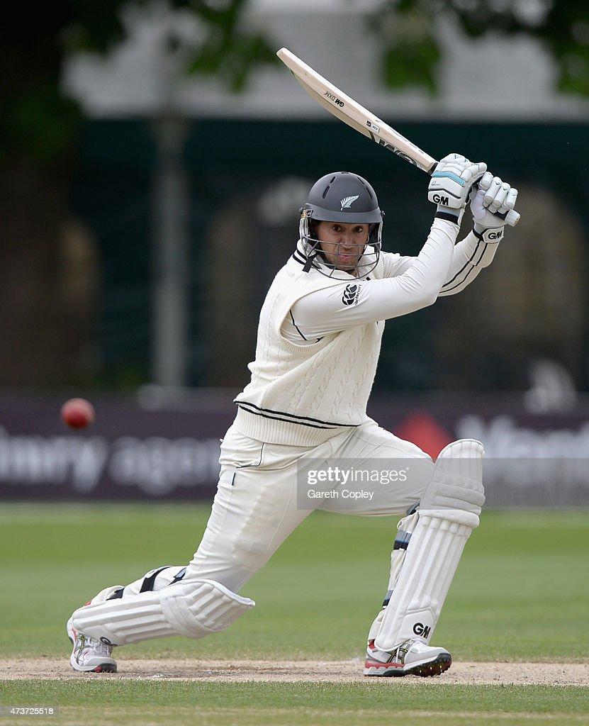 Worcestershire v New Zealand - Tour Match