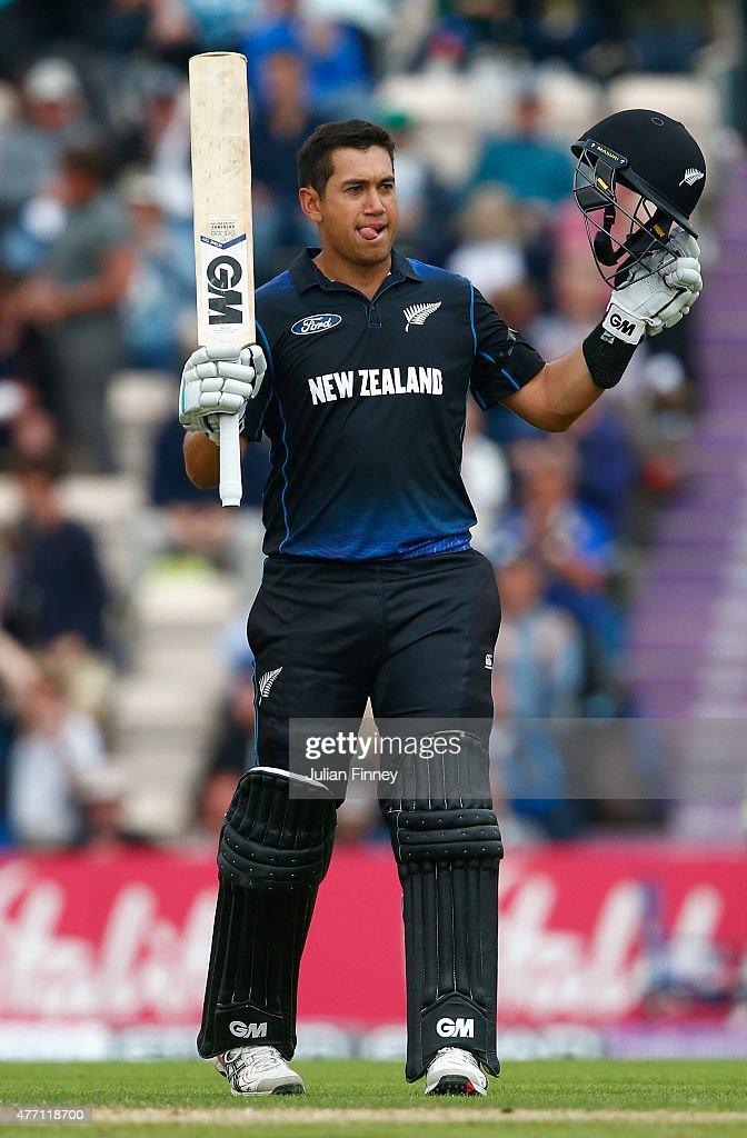 England v New Zealand - 3rd ODI Royal London One-Day Series 2015