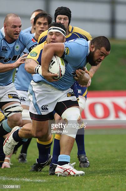 Ross Wright of Northland in action during the round five ITM Cup match between Northland and Otago at Toll Stadium on July 30 2011 in Whangarei New...