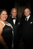 Rossana Rosado David Dinkins and NYPD Commissioner Raymond W Kelly