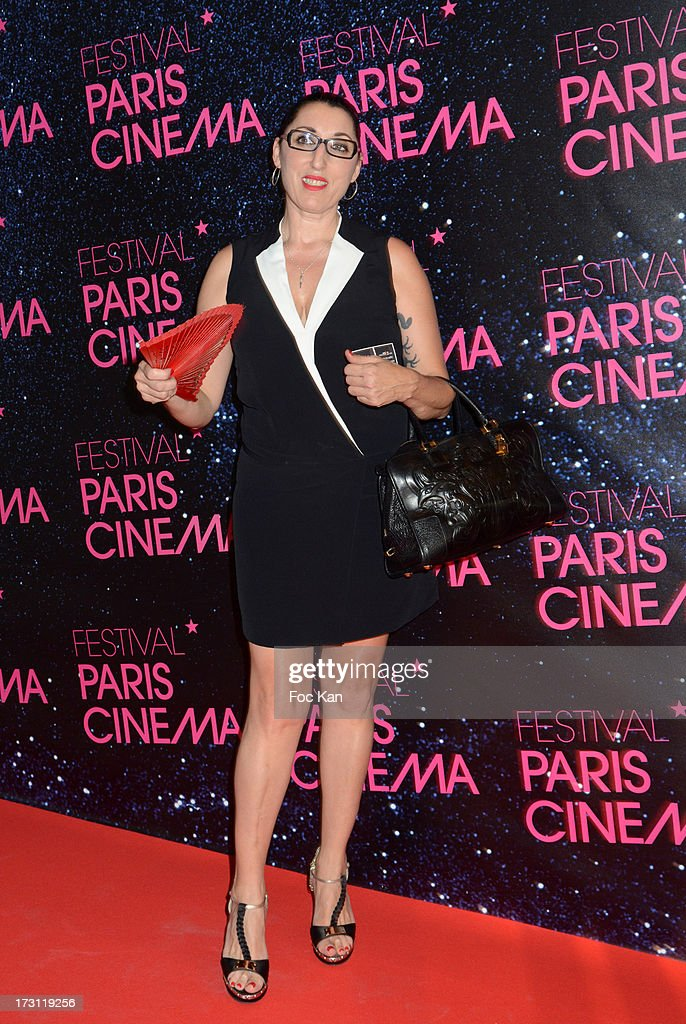 Rossi de Palma attends 'La Vie D'Adele' Paris Premiere At MK2 Bibliotheque on July 7, 2013 in Paris, France.