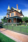 Rosson House, Heritage Square, Phoenix, Arizona