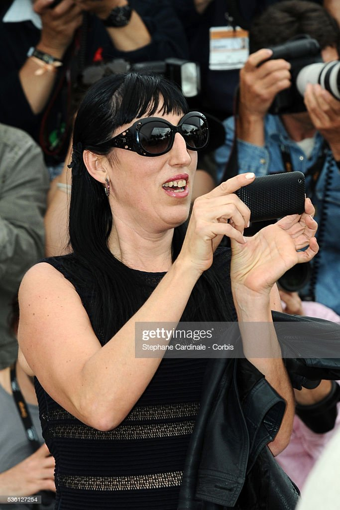 Rossy De Palma at the Photocall for 'Homage To The Spanish Cinema' during the 63rd Cannes International Film Festival
