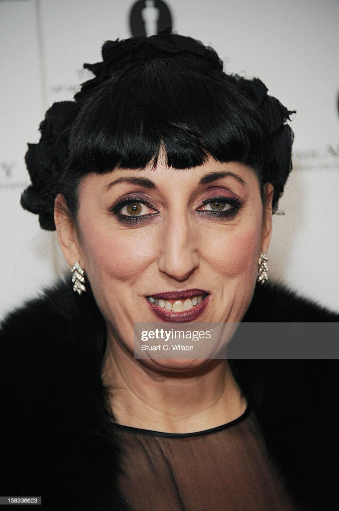 Rossy De Palma attends as The Academy of Motion Picture Arts and Sciences honours director Pedro Almodovar at Curzon Soho on December 13, 2012 in London, England.