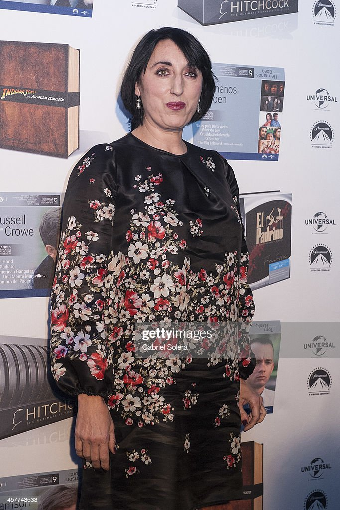 <a gi-track='captionPersonalityLinkClicked' href=/galleries/search?phrase=Rossy+de+Palma&family=editorial&specificpeople=624132 ng-click='$event.stopPropagation()'>Rossy de Palma</a> attends Paramount Cinema Party at Tiffany's on December 18, 2013 in Madrid, Spain.