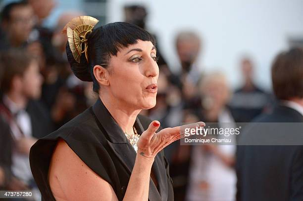 Rossy de Palma attends the 'Carol' Premiere during the 68th annual Cannes Film Festival on May 17 2015 in Cannes France