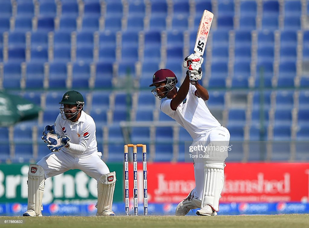 Pakistan v West Indies - 2nd Test: Day Five