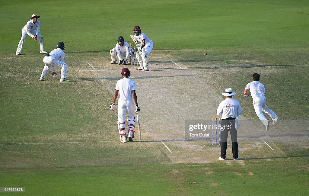 Pakistan v West Indies - 2nd Test: Day Four