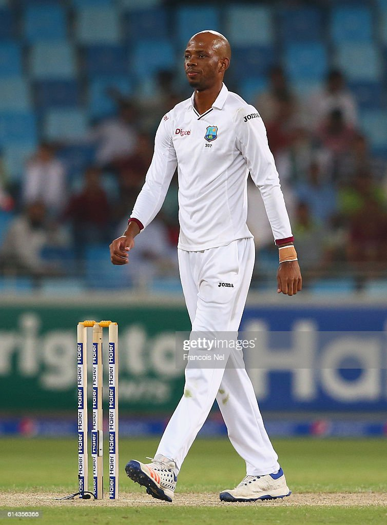 Pakistan v West Indies - 1st Test: Day One