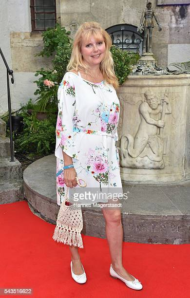 Roswitha Schreiner during the Bavaria Film reception during the Munich Film Festival 2016 at Kuenstlerhaus am Lenbachplatz on June 28 2016 in Munich...