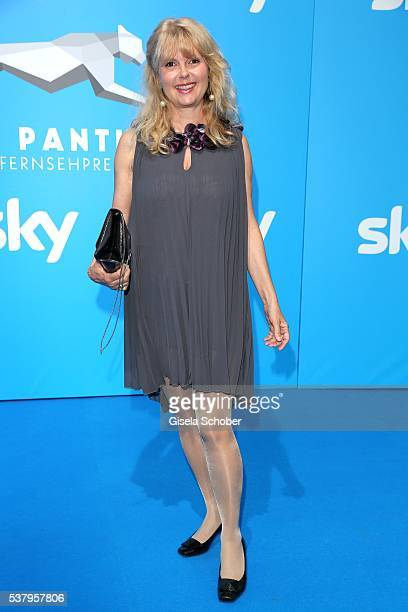 Roswitha Schreiner during the Bayerischer Fernsehpreis 2016 at Prinzregententheater on June 3 2016 in Munich Germany