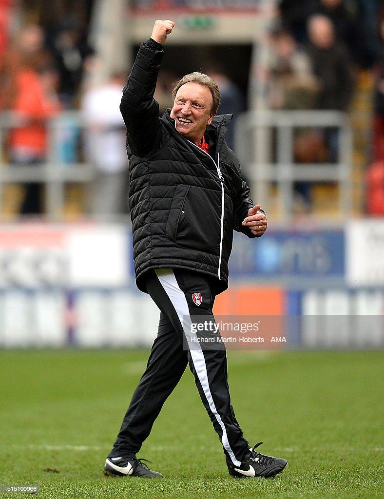 Rotherham United v Derby County - Sky Bet Championship