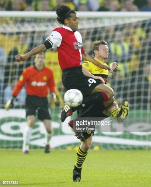 Finale 2002 Rotterdam Feyenoord Rotterdam Borussia