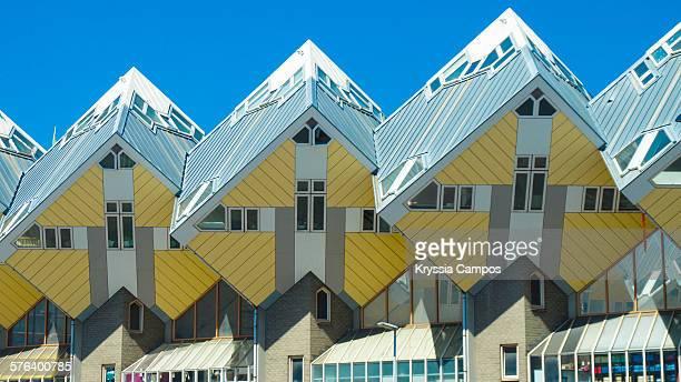 Rotterdam, Kubuswoning