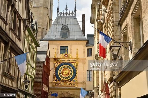 Rouen Gros Horloge