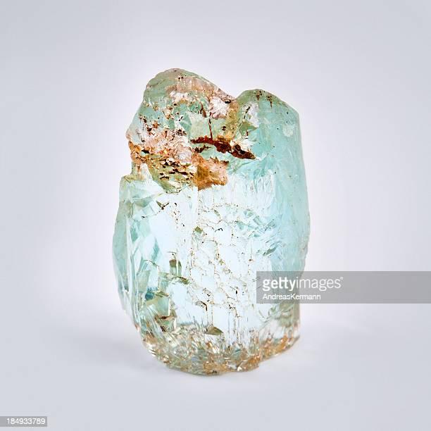 rough Aquamarine Gem