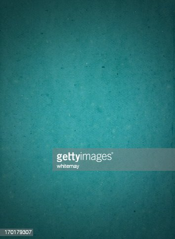 Rough paper aqua background with vignette