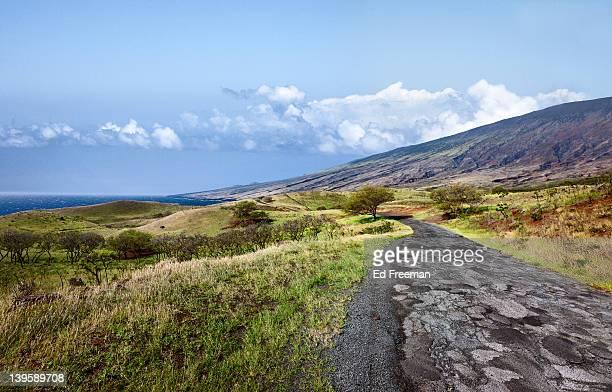 Rough Road in Hawaii