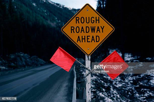 Rough Roadway Ahead