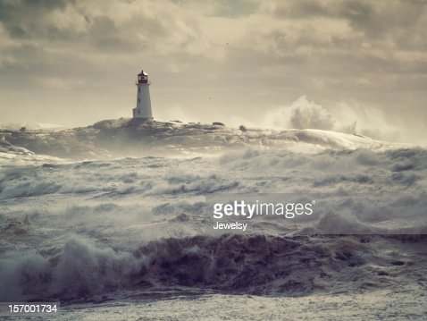 Rough Seas : Stock Photo