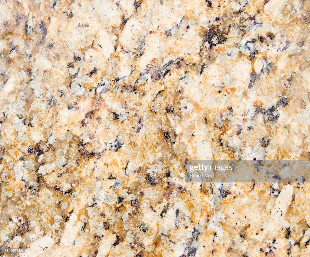 rough unfinished granite slab background stock photo