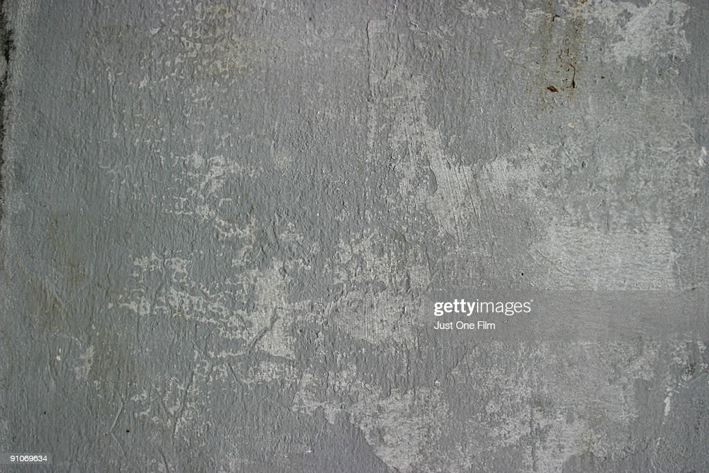 Roughly painted wall : Stock Photo