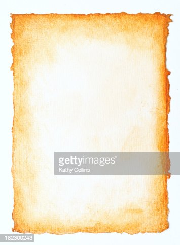 Roughly textured aged papers : Stock Photo