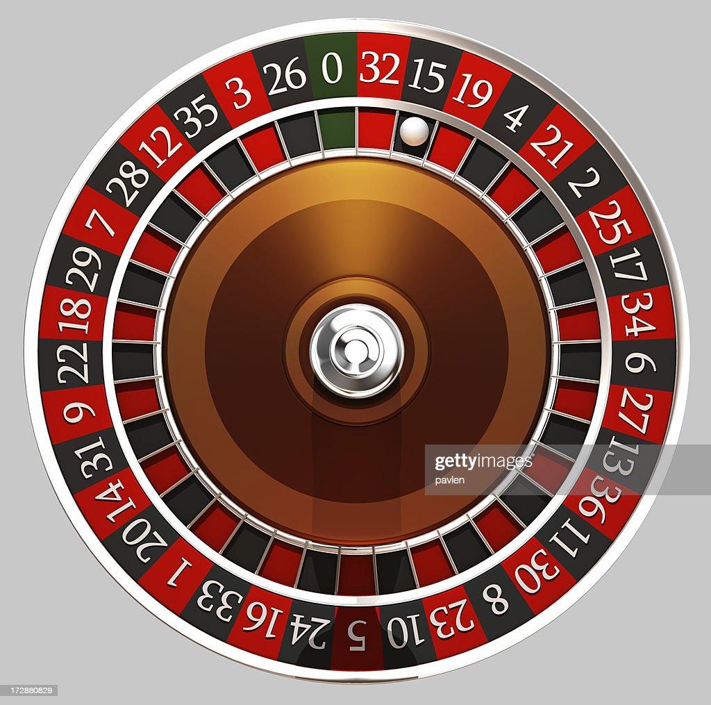 roulette circle