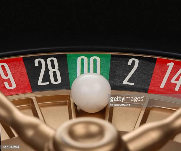Roulette mit Nullen