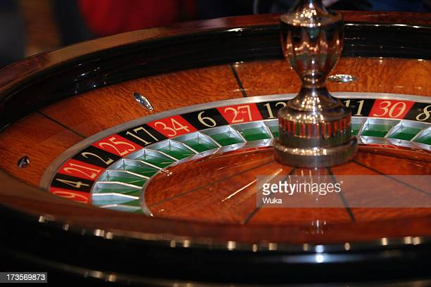 La ruleta en el casino